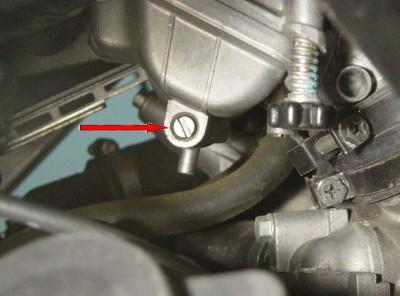 Vis de vidange cuve carburateur.JPG